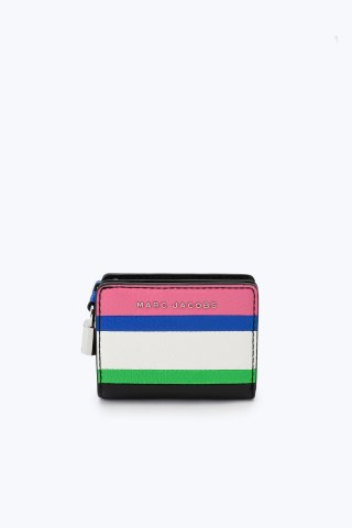 M0013678 951 Peazenka MARC JACOBS MINI COMPACT WALLET