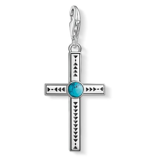 Prívesok THOMAS SABO ETHNIC CROSS