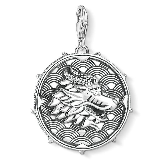 Prívesok THOMAS SABO DISC DRAGON & TIGER
