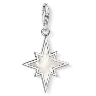 1538 029 14 Privesok THOMAS SABO STAR MOTHER OF PEARL
