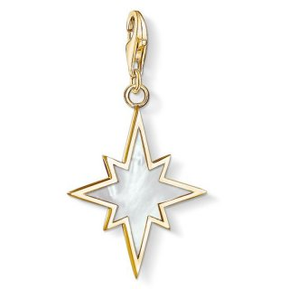 1539 429 14 Privesok THOMAS SABO STAR MOTHER OF PEARL