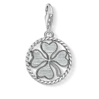 1759 637 21 Privesok THOMAS SABO DISC CLOVERLEAF