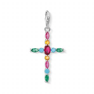 Y0044 965 7 Privesok THOMAS SABO CROSS COLORFUL
