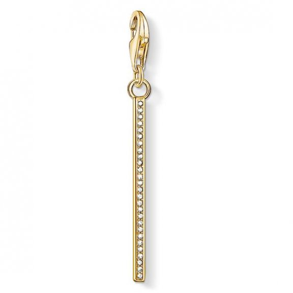 1577 414 14 Privesok THOMAS SABO VERTICAL BAR GOLD