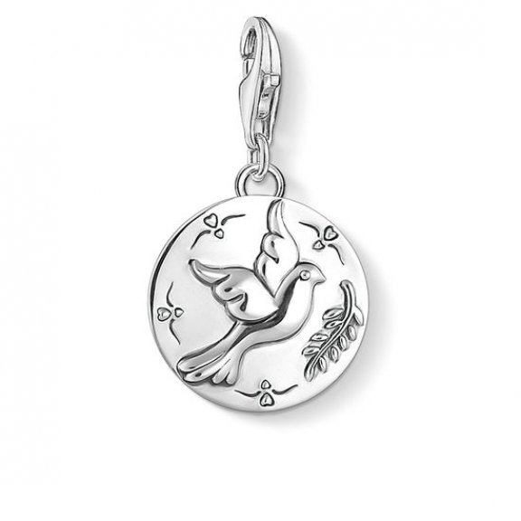 1701 637 21 Privesok THOMAS SABO DISC DOVE
