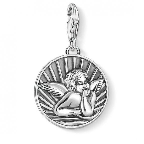 1706 637 21 Privesok THOMAS SABO DISC GUARDIAN ANGEL
