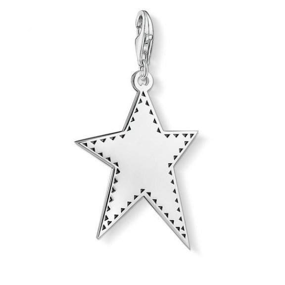Y0041 637 21 Privesok THOMAS SABO SILVER STAR