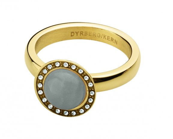 Prste DYRBERG KERN VALLEY SG GREY OPAL