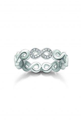 D TR0003 725 14 Prste THOMAS SABO s diamantmi2