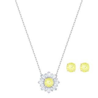 5480464 Set SWAROVSKI SUNSHINE SET CZWH