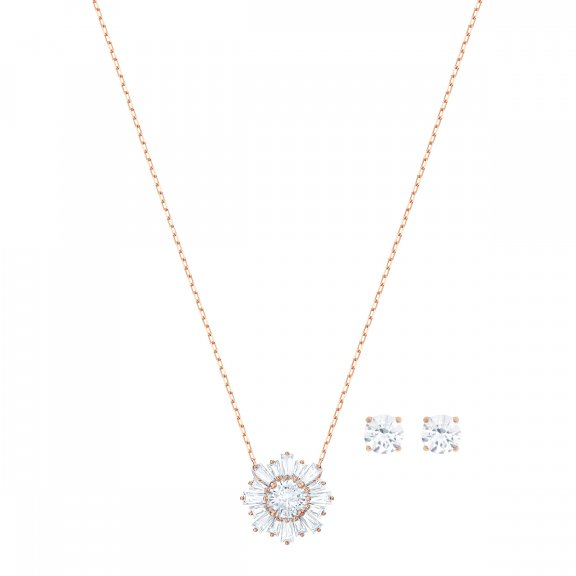 5480468 Set SWAROVSKI SUNSHINE SET CZWH
