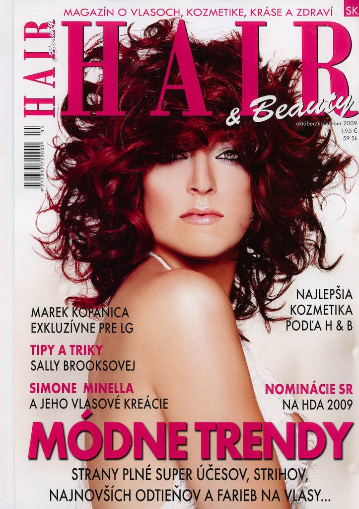 Hair-Beauty 2009/10