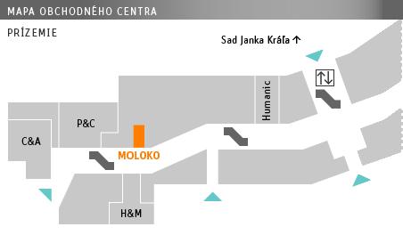 MOLOKO Aupark  00d04b644ab